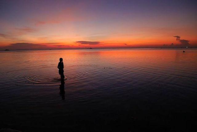 パンガン島 タイ