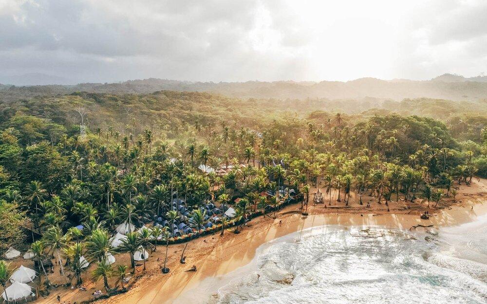 Tribal-gathering-location-panama
