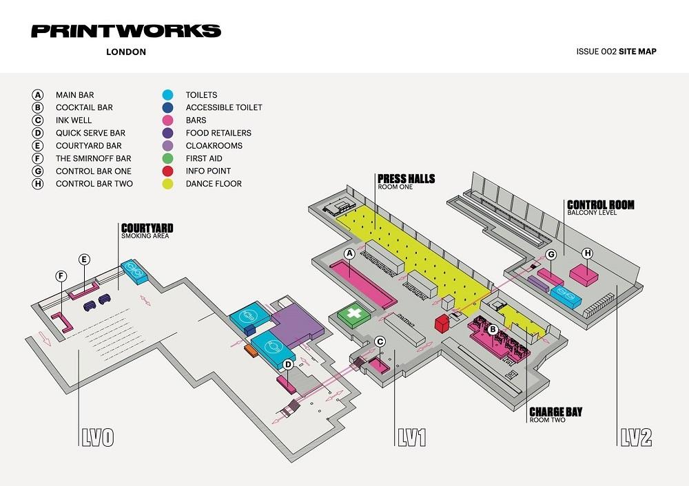 printworks, london