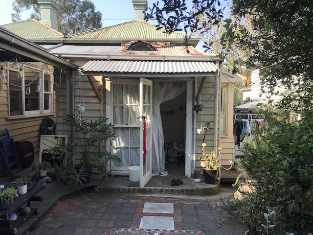 オーストラリアのシェアハウス