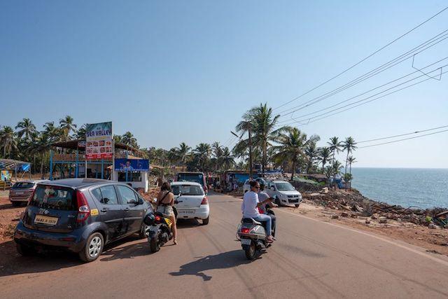 ゴア、インド