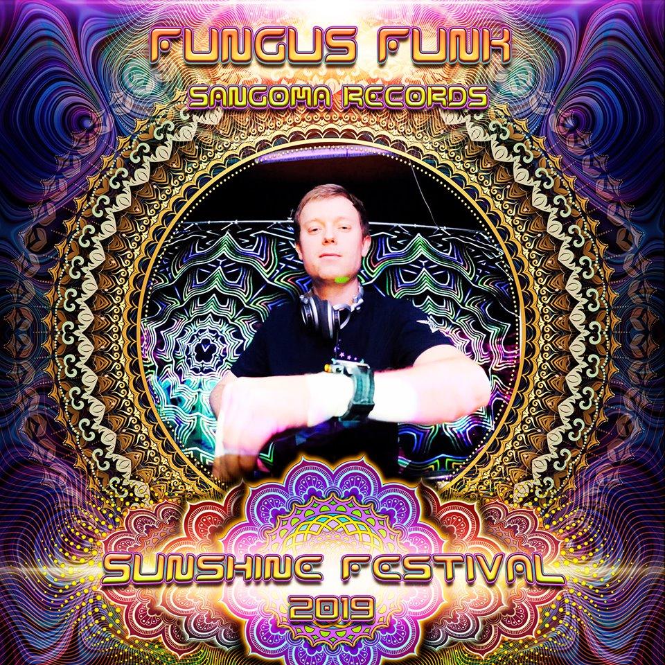 Fungus Funk, Sunshine Festival 2019