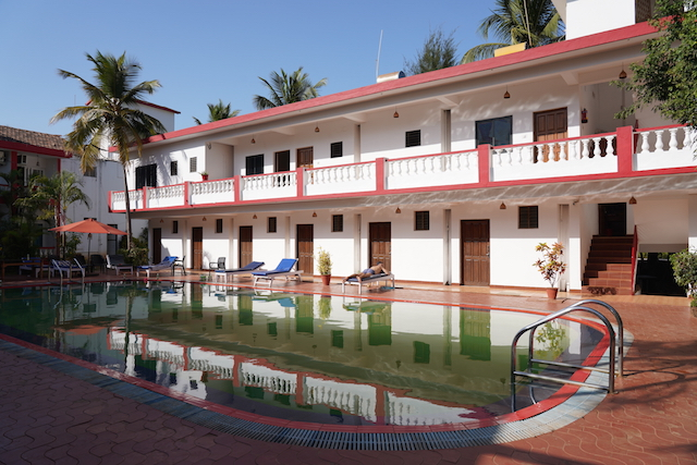 hill top goa accomodation