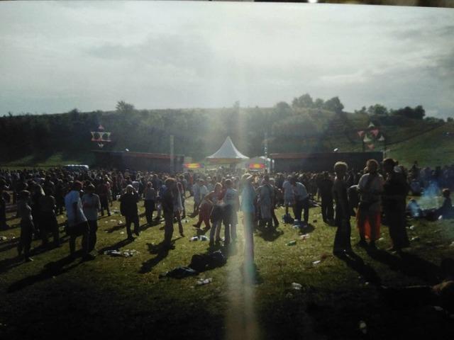 Solipse 1999 フェスティバル会場