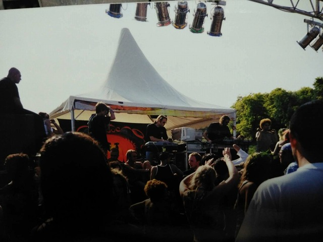 Solipse 1999 total eclipse festival
