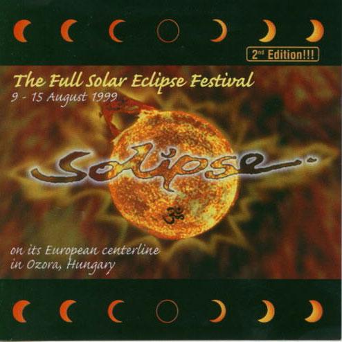 Solipse 1999 フライヤー