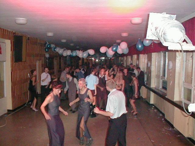 ポーランドのダンスパーティー