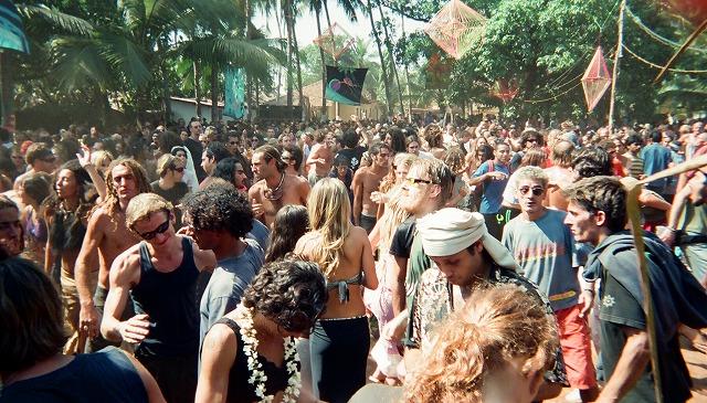 GOA NewYear 2002