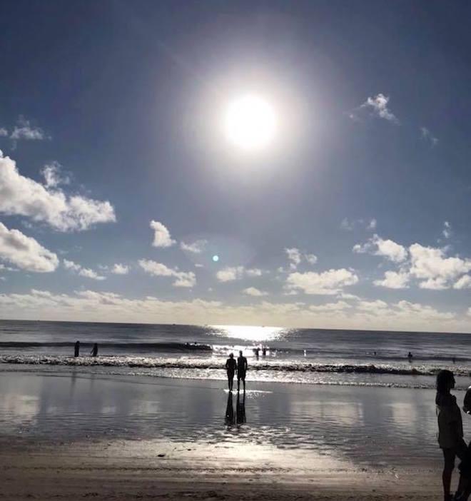 Universo Paralello beach