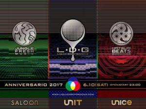 liquiddropgroove@unit,unice,saloon,Daikanyama