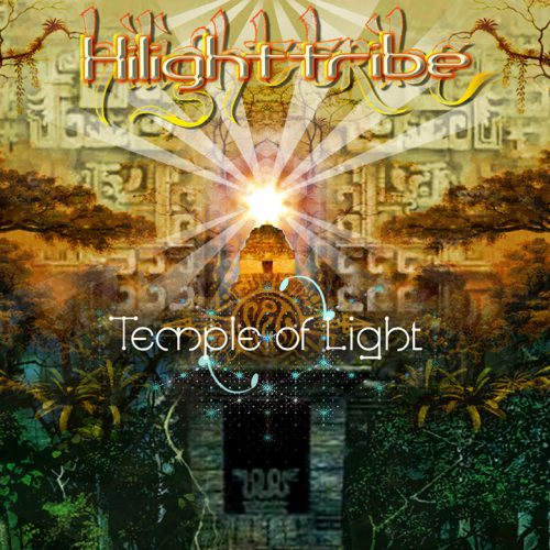 highlight tribeニューアルバム『temple of light』