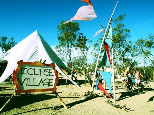 eclipse village,cairns,australia