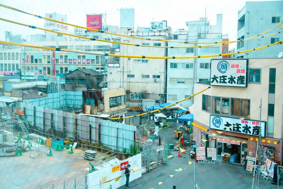 Shimokita解放区プロジェクト