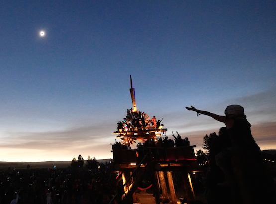Oregon Eclipse Festival 映像アーカイブス