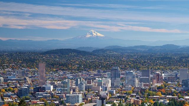 ポートランドはオレゴン州の州都ではない