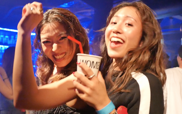 mixmag japan launch party movies pt.2