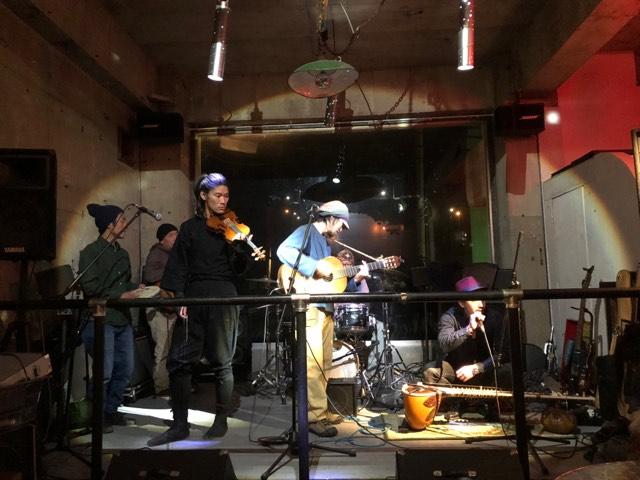 IZU Rock&Shop Festivalでのテラノバ