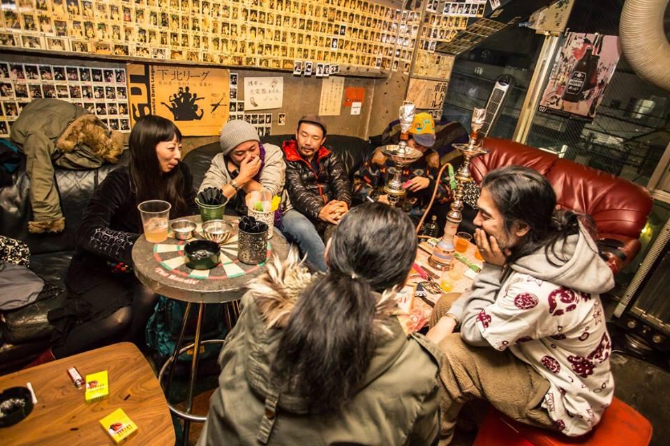 Shimokitazawa Japan Bullet 04