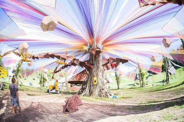 OZORA FESTIVAL by MAGU