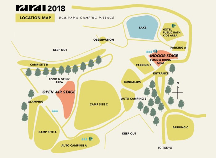 rural 2018 Floor map