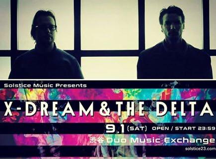 Solstice X-Dream&The DELTA