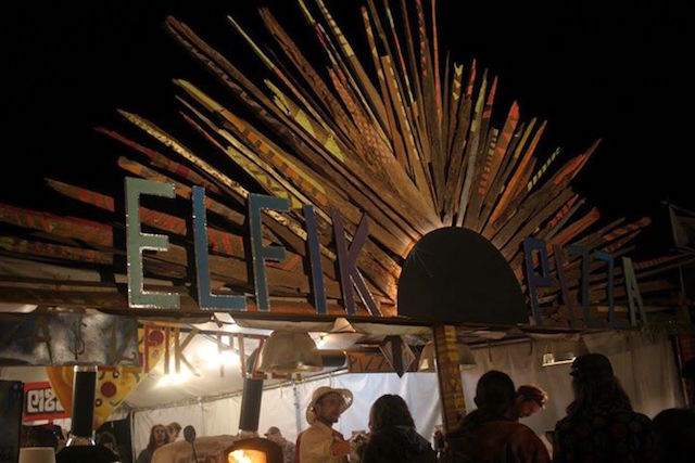 Mo:Dem Festival ELFIK PIZZA