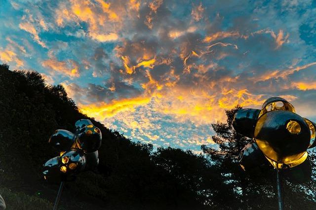 iLINX 2018 sunrise