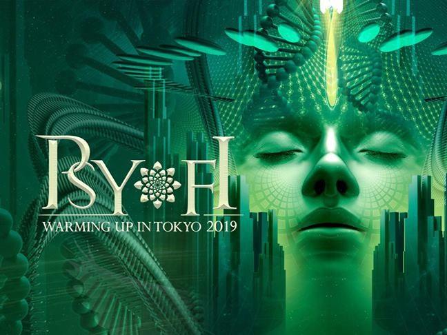 psy-fi tokyo 2019