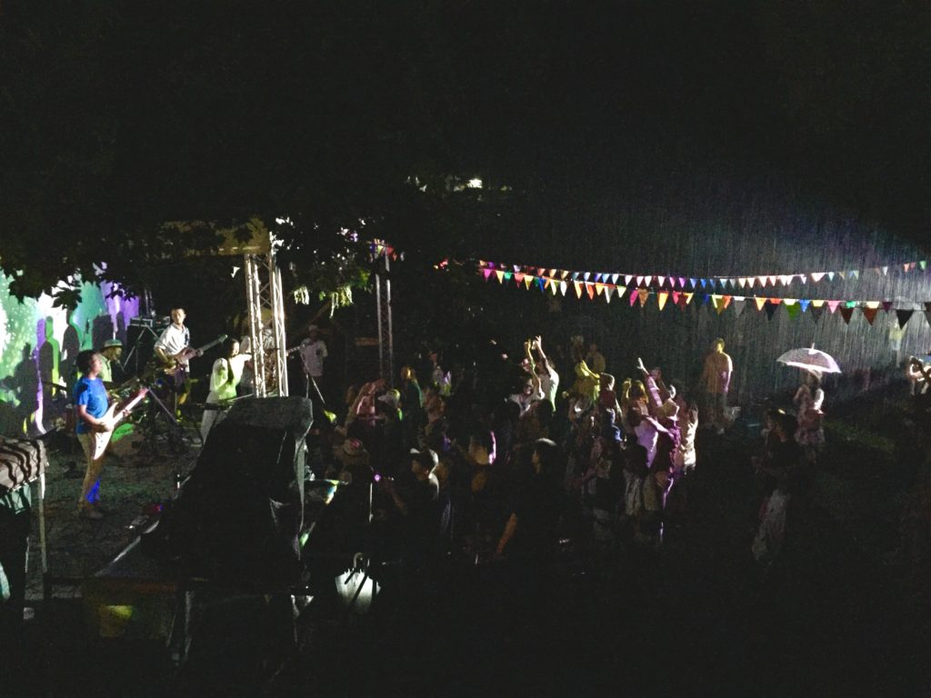 Digda@榛名湖山の日音楽祭