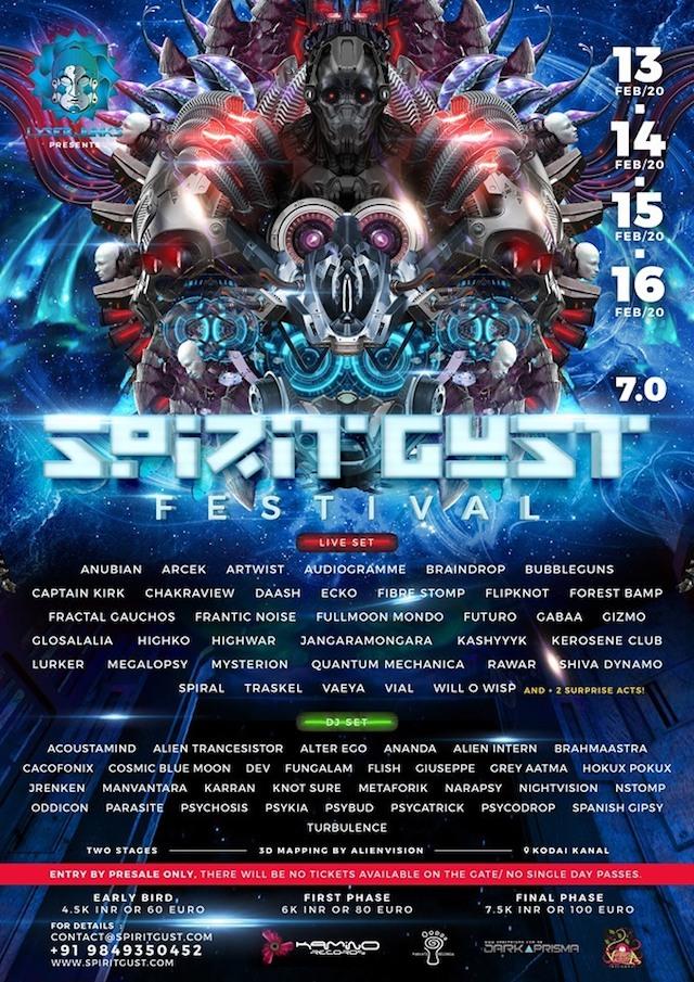 Spirit Gust Festival 2020