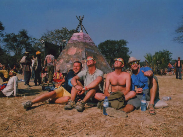 [レポート] Solipse2001 Total Eclipse Festival in ZAMBIA