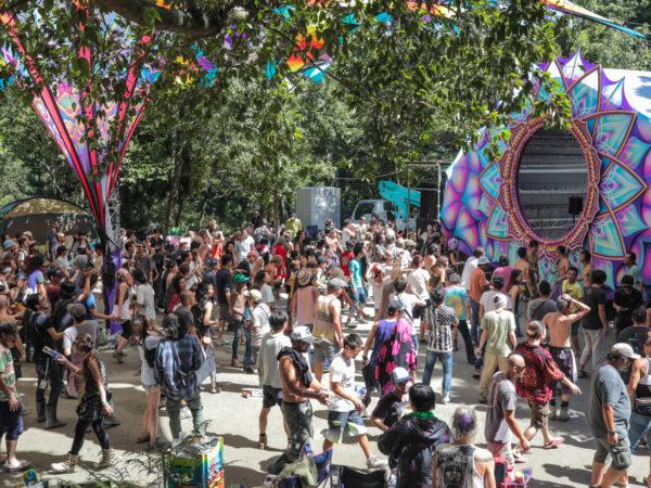 [レポート/前編] Sunshine Festival 2017 @オートキャンプ銀河