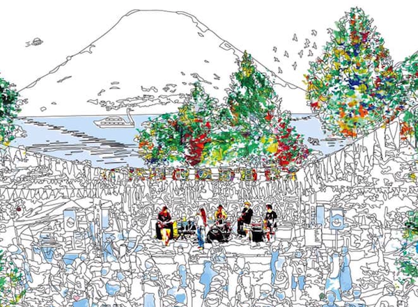 [LIVE配信] 榛名湖山の日音楽祭 2019/タイムテーブル追加