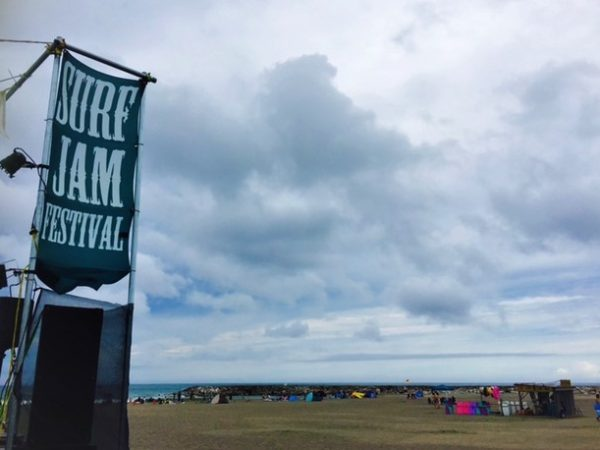 [レポート] SURF JAM FESTIVAL 2017 - CHIBA Out Coast Culture Now!
