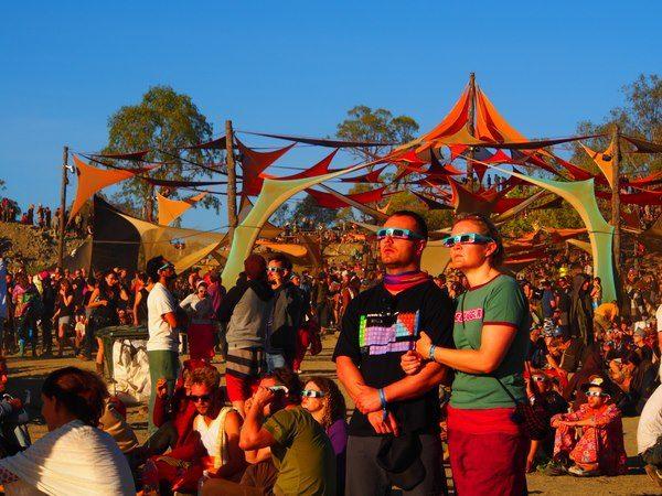 [レポート] ECLIPSE2012 at Cairns, Australia